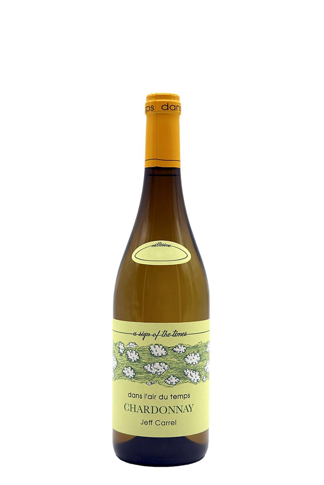 Dans L'Air Du Temps Chardonnay By Jeff Carrel
